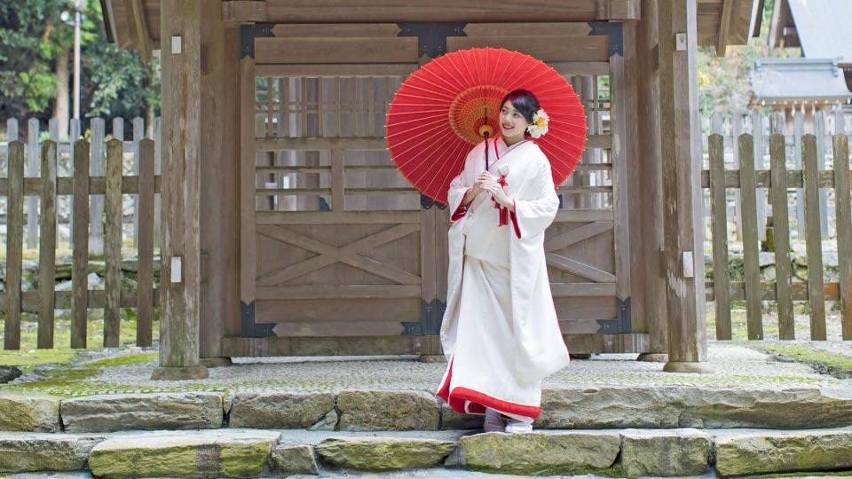 山口大神宮 神社挙式